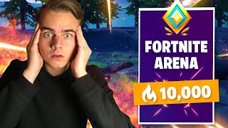 SOLO ARENA (10.000+ PUNTEN)  | Fortnite Battle Royale (Nederlands)