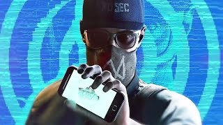 WATCH DOGS 2 - Marcus Trailer (E3 2016)