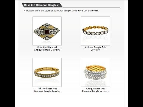 Diamond designers of jewellery products