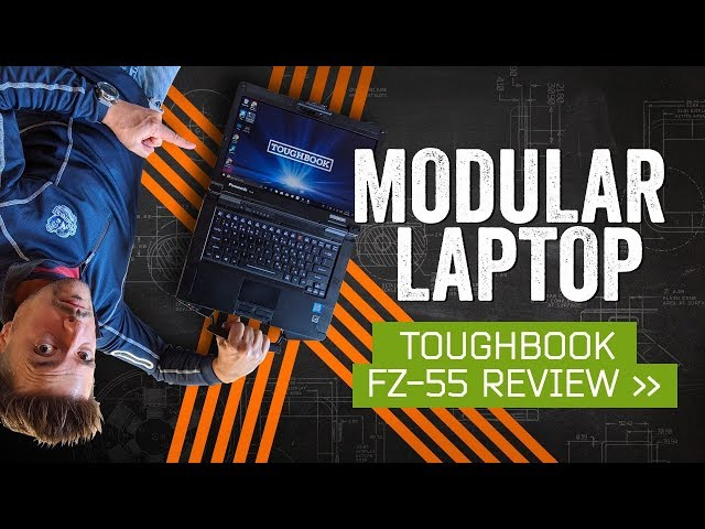 """The Anti-MacBook"" – Panasonic TOUGHBOOK 55 Review"