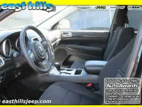 Used Jeep Grand Cherokee Long Island NY 2012 Located In Queens At East  Hills Chrysler Dodge Jeep