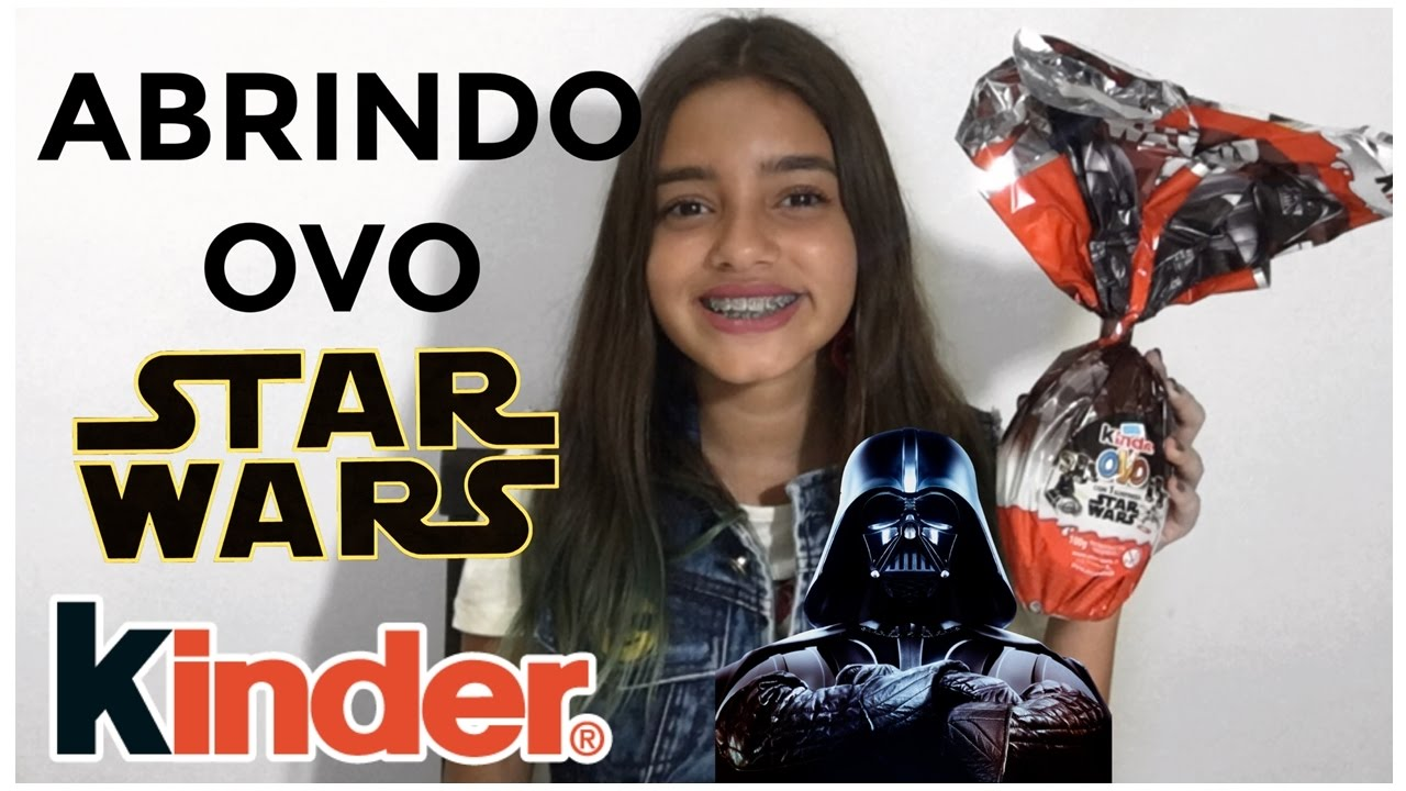 kinder ovo star wars abrindo ovos de p scoa 2017 semanaespecialdep scoa youtube. Black Bedroom Furniture Sets. Home Design Ideas