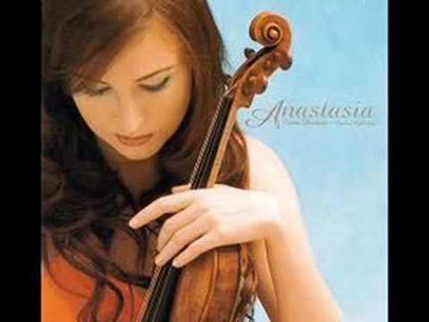 Anastasia Chebotareva plays Wieniawski's Souvenir de Moscou,