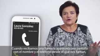 Recibir llamadas con el smartphone | Formación | Fundación Vodafone España