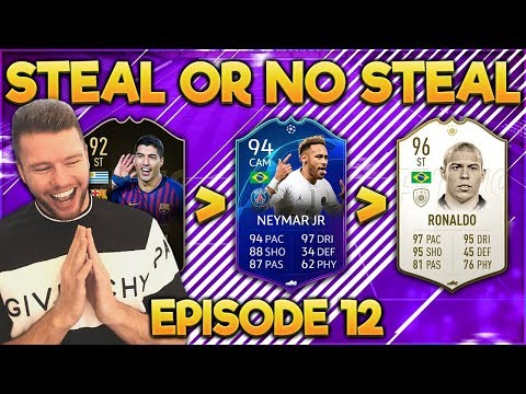 FIFA 19: STEAL OR NO STEAL #12