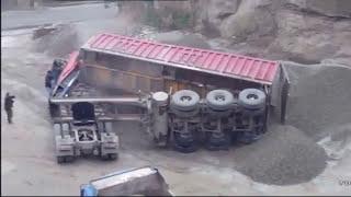 FATAL ACCIDENTE DE VOLQUETE - 2017