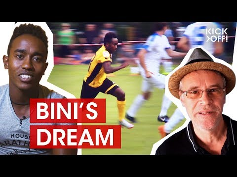 From African Youngster to European Football Star | full documentary