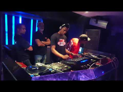 Dj Yoba on the Finals of western cape