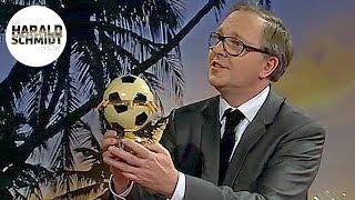 Olli Dittrich erzählt lustige Geschichten über alte Objekte | Die Harald Schmidt Show (SKY)