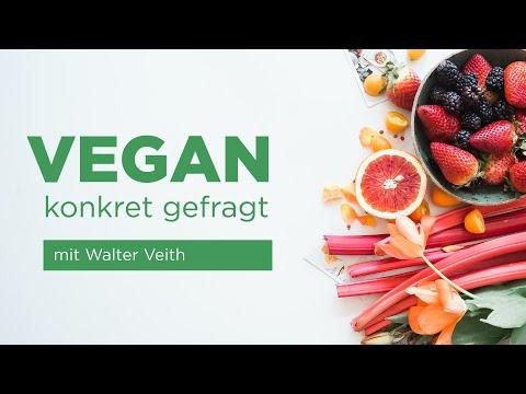 Walter Veith - Vegan, konkret gefragt
