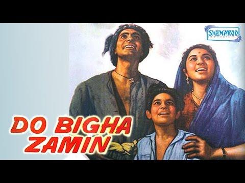 Do Bigha Zamin - Balraj Sahni - Nirupa Roy - Hindi Full Movie