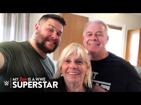 Kevin Owens' parents on the WWE tape that changed their son's life: My Son is a WWE Superstar