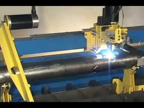 Pipe Cutter Plasmacam Youtube