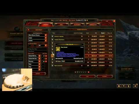 20m Gold Demon Hunter Set Build Guide