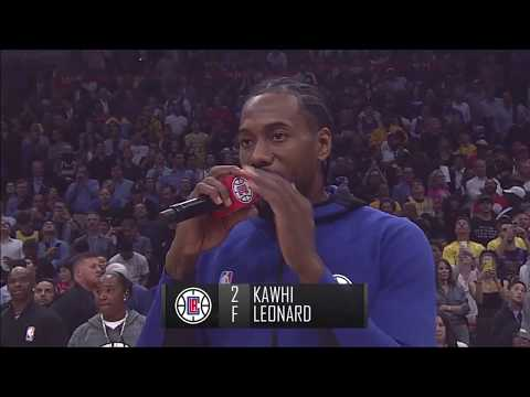 lakers-fans-boo-kawhi-leonard-at-staples-center-debut-|-full-clippers-intros