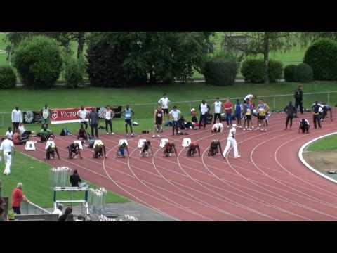 100m Hommes AtletiCAGenève 2010