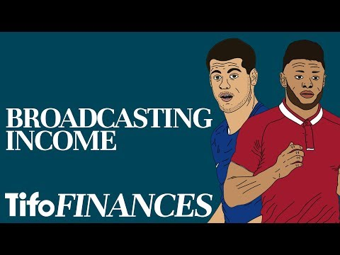 How Much Do Clubs Make in Broadcasting Income?