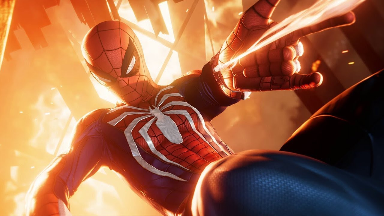 Marvel's Spider-Man Story Trailer (PS4) - Comic Con 2018