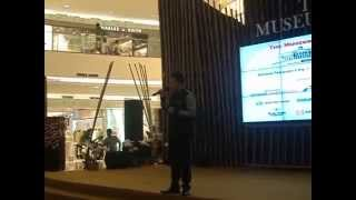 [COVER BY] Wisnuafi - ALBI NADAK (Fares) @The Museum Week SENAYAN CITY MALL