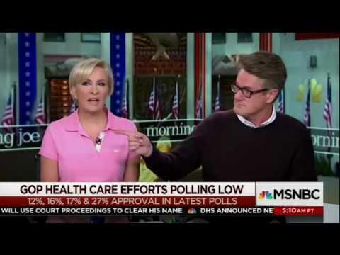 Morning Joe crew mocks Trump's fake populism and Time Magazine cover