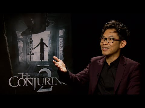 "Why James Wan Is Terrified Of His New Film ""The Conjuring 2"""