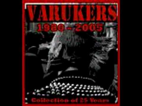 The Varukers - Fuck You Up