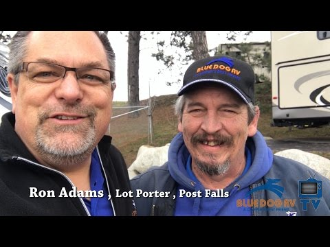 Ron Adams, Porter from Post Falls moment
