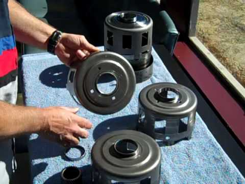 Chevrolet Pickup Transmission No Reverse Gear