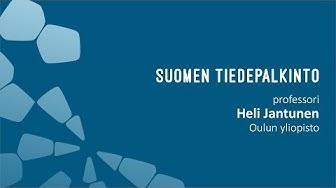 Suomen tiedepalkinto 2019 - Tiedefoorumi 2019