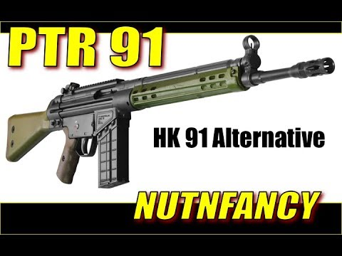 PTR 91 Full Review- Nutnfancy (w/TacDoodle)