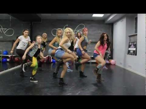 Vybz Kartel - freaky gal pt3 choreography by DHQ Fraules