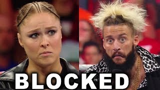 10 Wrestlers Blocked from Returning to WWE