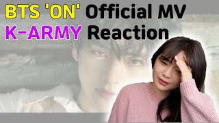 Baixar 💜 BTS 'ON' Official MV K-ARMY Reactionㅣ방탄소년단 'ON' Official 뮤직비디오 아미 리액션