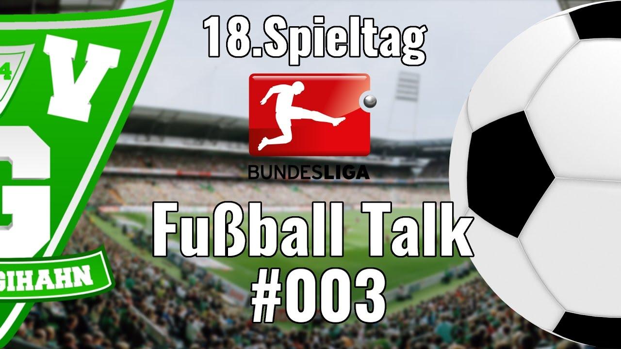 18. Bundesliga Spieltag