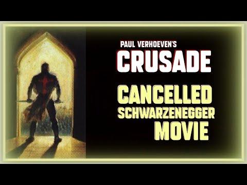 Paul Verhoeven's 'CRUSADE' · The Arnold Schwarzenegger EPIC That Never Was!