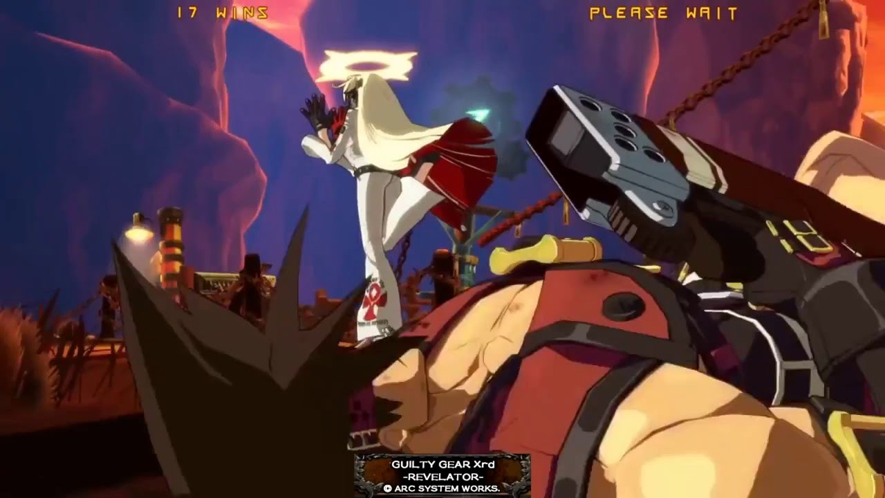 Guilty gear xrd rev2 jam topless mod arcade episode javgame - 2 10