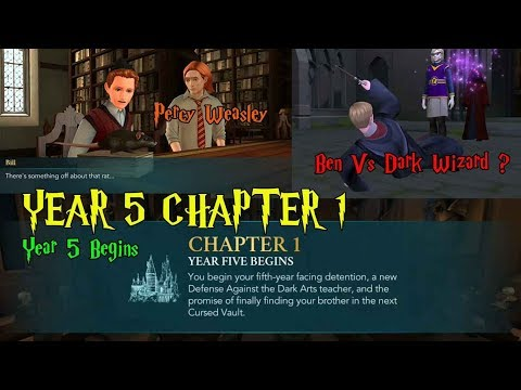 Harry Potter Hogwarts Mystery Year 5 Walkthrough 94 Game