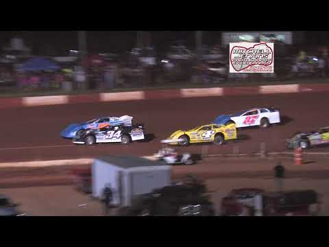 Dixie Speedway 6/6/15 Steelhead Feature!