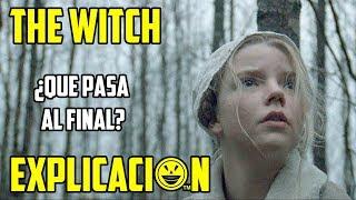 The Witch | Análisis y Explicación | La Bruja Final explicado | Película explicada