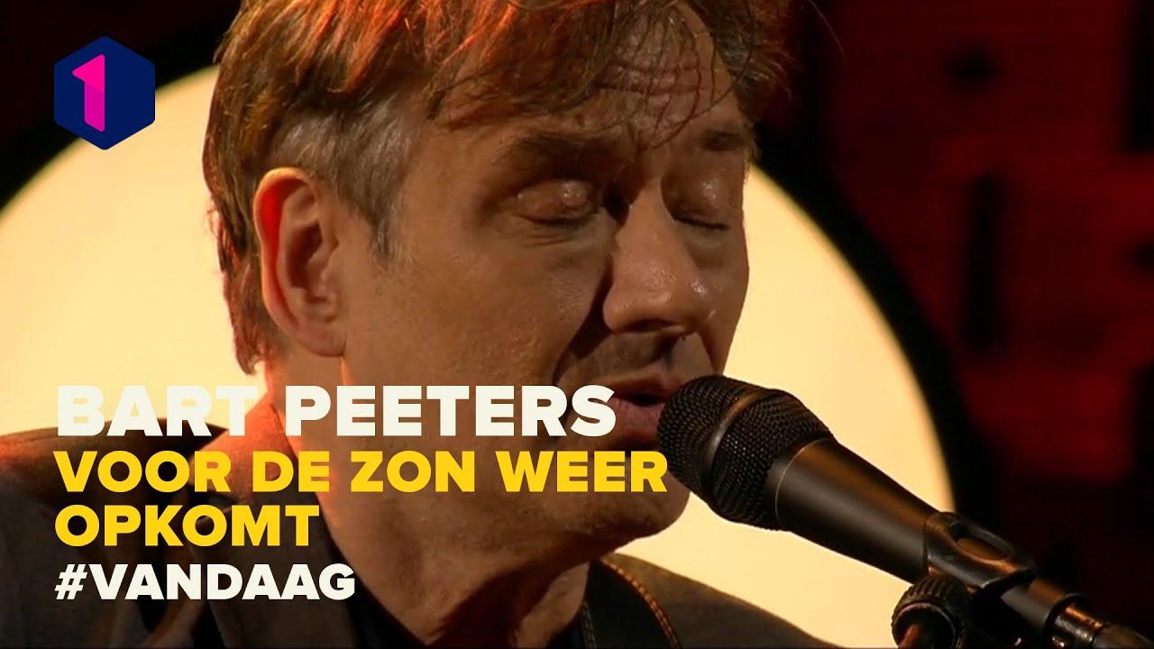 BELUISTER: Bart Peeters - Voor de zon weer op komt