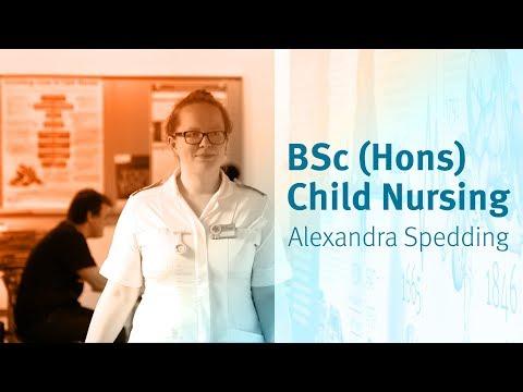 BSc (Hons) Child Nursing at City, University of London