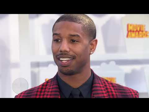 Michael B. Jordan says he's 'a giver' | Daily Celebrity News | Splash TV
