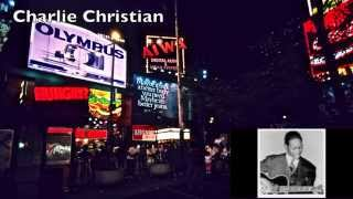 Charlie Christian (Guitar)+Goodman Band-VoA Jazz 1960