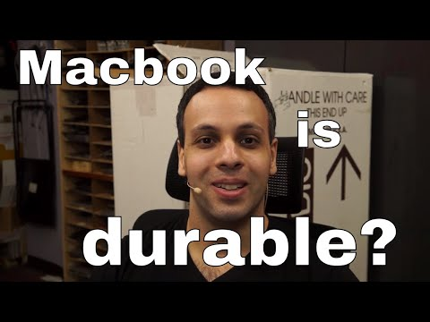 What part of Macbook is made from BULLETPROOF component quality?