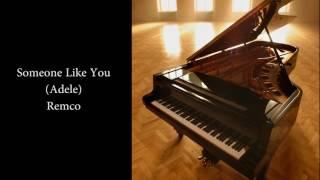 Piano Session 1 - Someone Like You (Adele) - Audio
