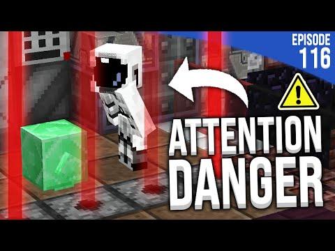 JE ME SUIS INFILTRÉ CHEZ MON PIRE ÉNNEMI ! | Minecraft Moddé S4 | Episode 116