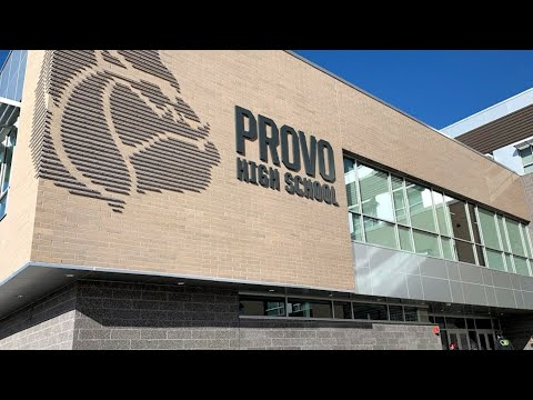 Provo High School placed on lockdown as police investigate reports of man with weapon