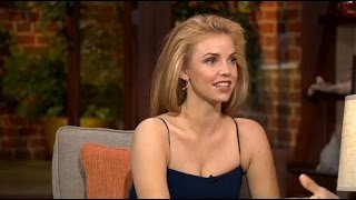 Kelli Garner Dives Into 'The Secret Life Of Marilyn Monroe'