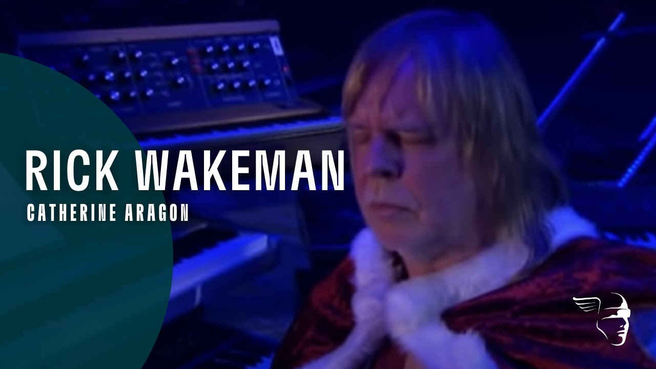 """Rick Wakeman - Catherine Aragon (2009) from """"The Six Wives Of Henry VIII"""""""