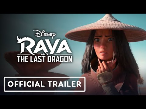 Raya and the Last Dragon: Official Big Game Trailer (2021) - Kelly Marie Tran, Awkwafina